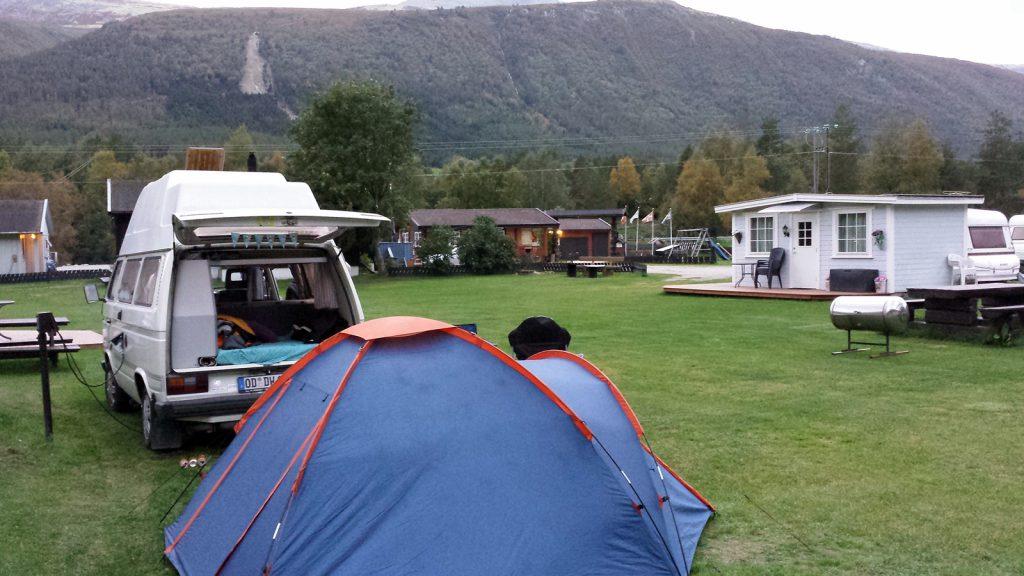 Campingplatz in der Nähe von Otta