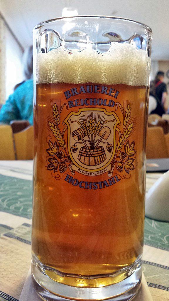 Zwickl Brauerei Gasthof Reichold Hochstahl