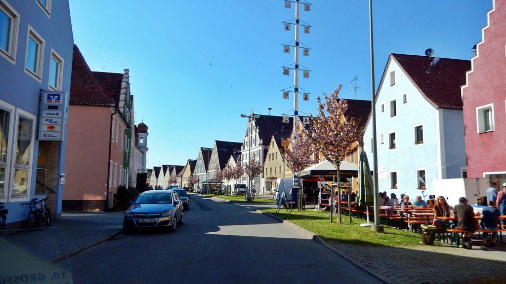 Hohenburg in der Oberpfalz