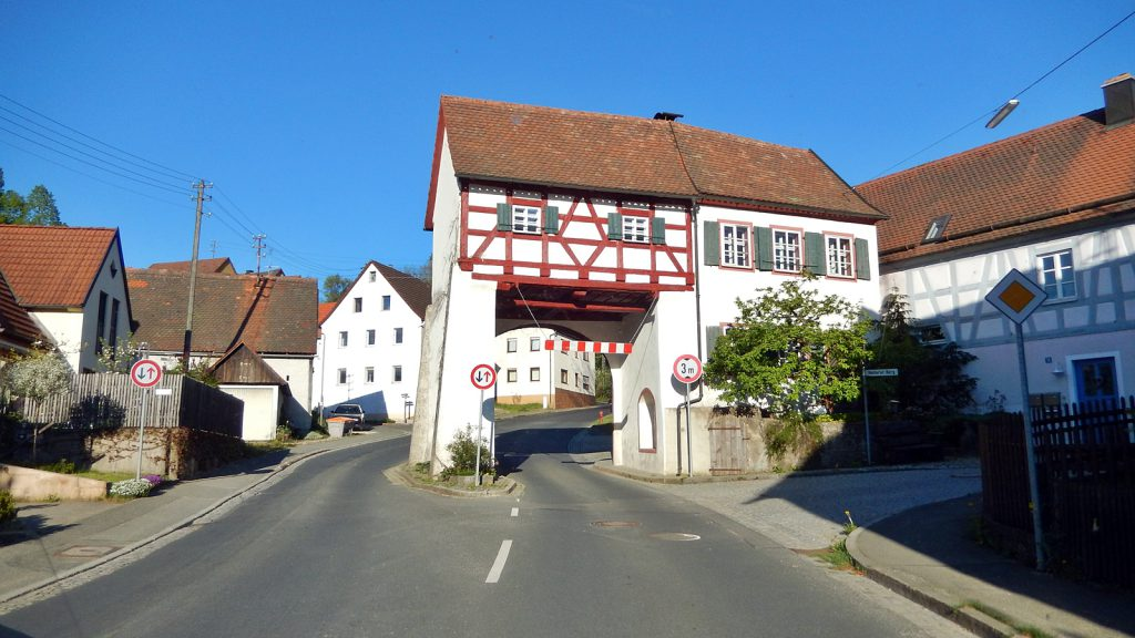 Hiltpoltstein, Oberes Tor