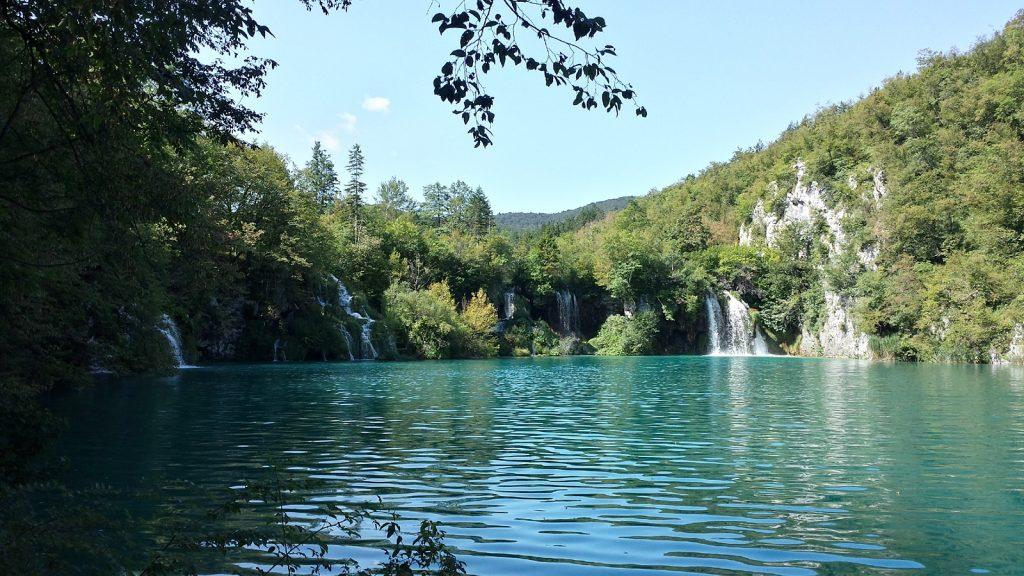 Wasserfälle Plitvicer Seen