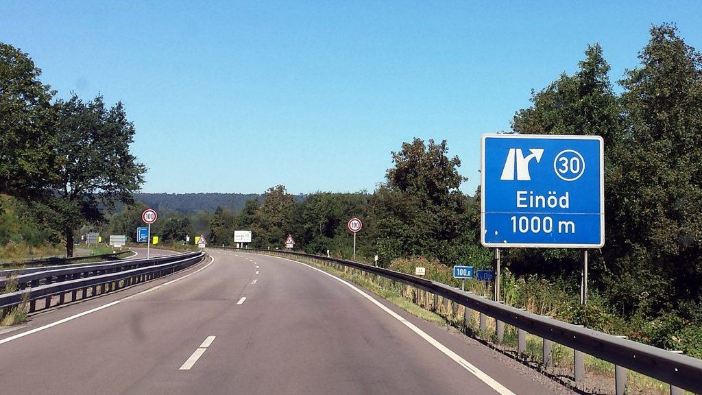 Nichts los im Saarland: Einöd