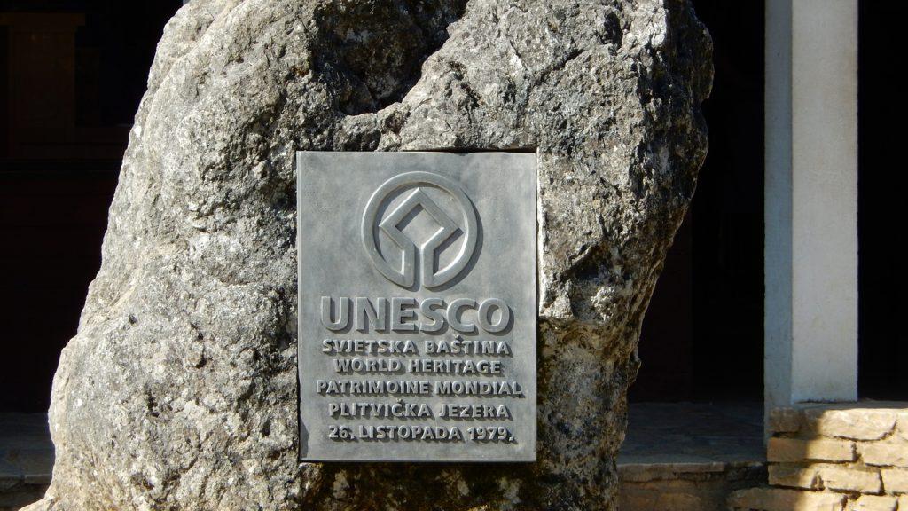 UNESCO Weltkulturerbe Plitvicer Seen