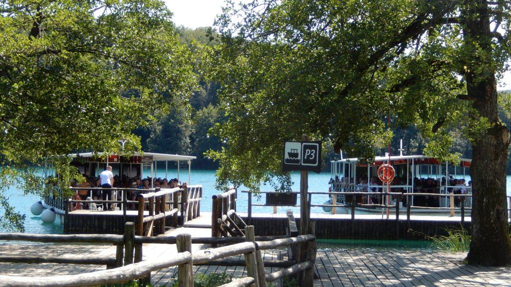 Fähre Plitvicer Seen Kroatien