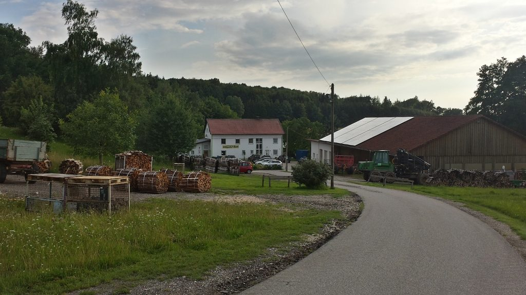 Waldgasthof Hart, Laberweinting