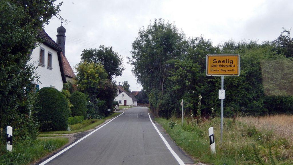 Seelig Waischenfeld Kreis Bayreuth