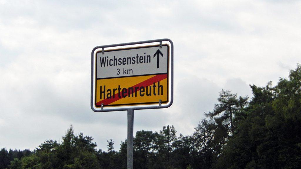 Hartenreuth / Wichsenstein