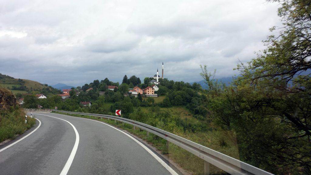 Meine erste Moschee in Bosnien