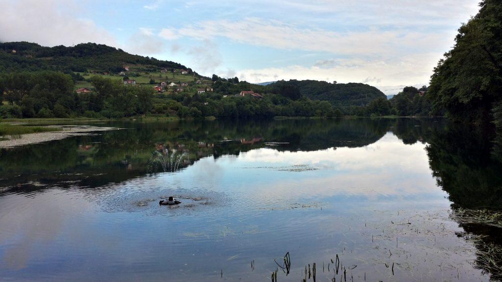 Jezero-See