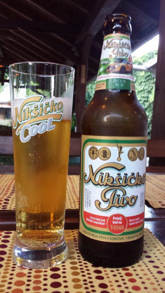 Niksicko Bier aus Montenegro