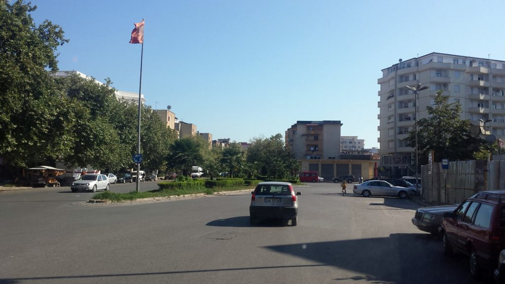 Shkodra, Albanien, Roadtrip 2016 mit dem Bulli VW Bus