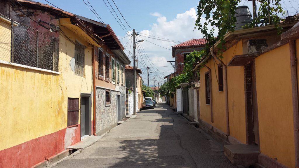 Alte Gasse Shkoder Shkodra Albanien