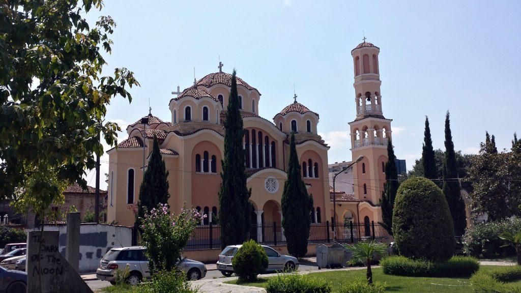 Orthodoxe Kirche Shkodra Albanien