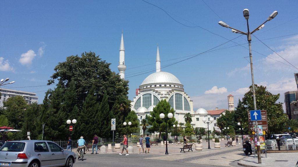 Große Moschee Shkodra Shkoder Albanien