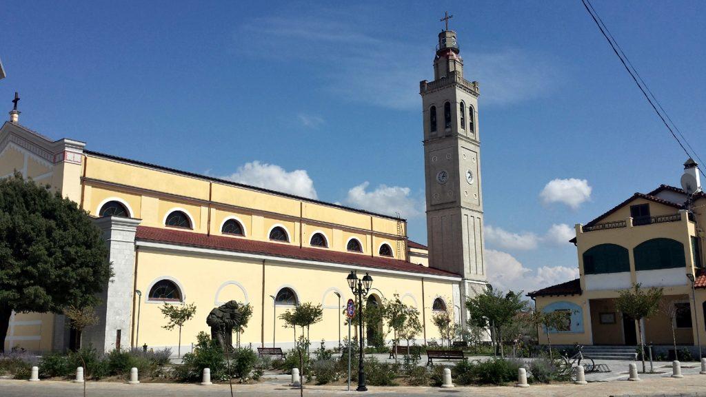 Katholische Kathedrale Shkoder Albanien