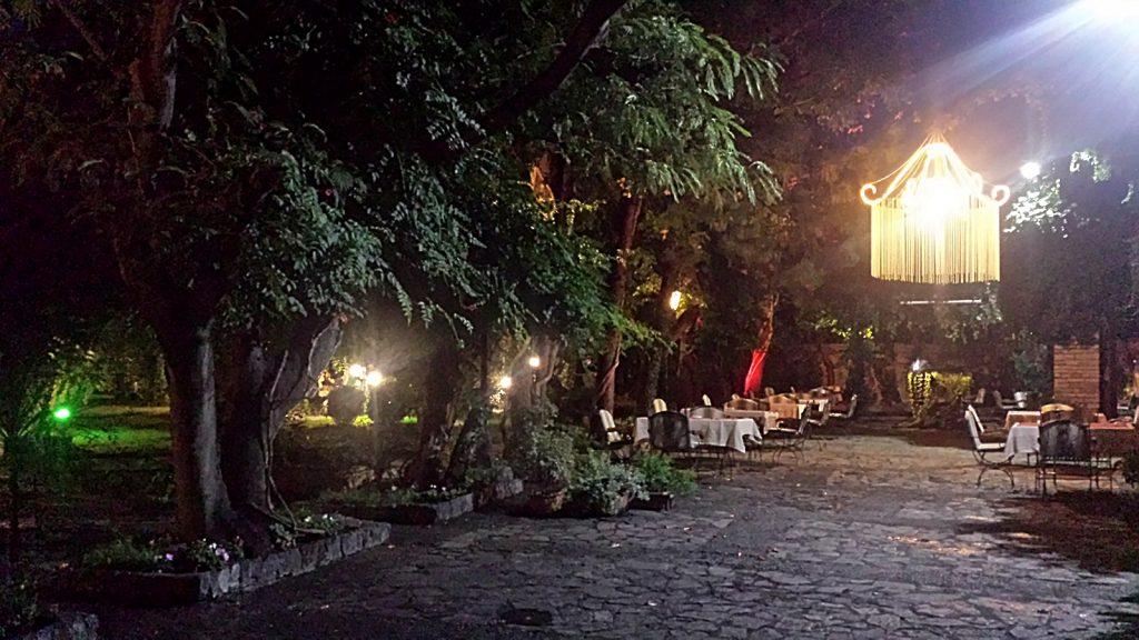 Restaurant Legjenda Shkoder Albanien