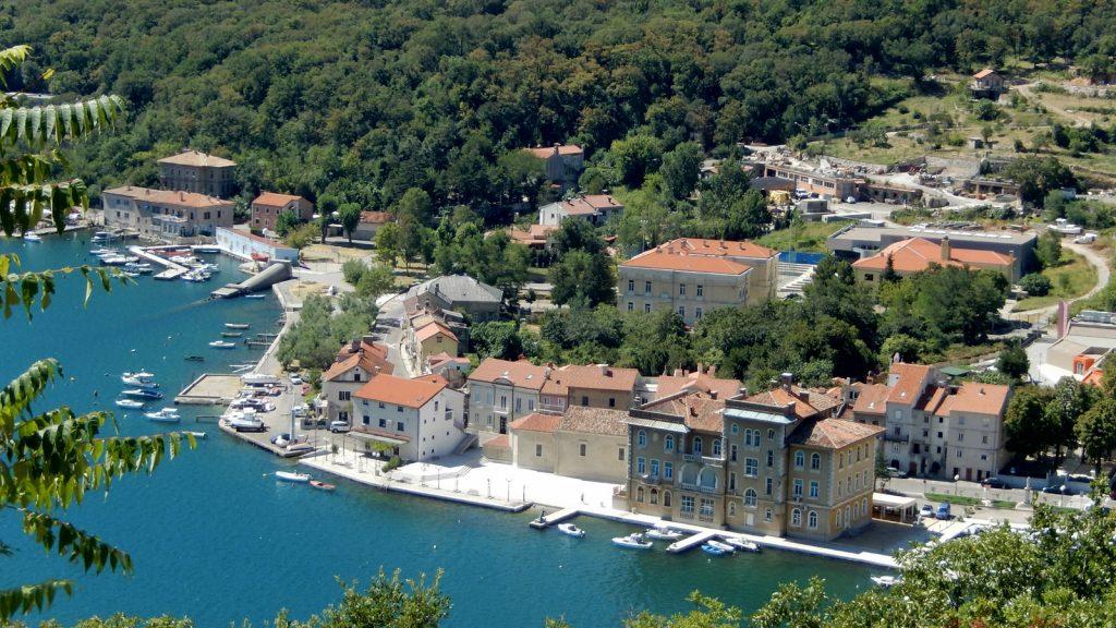 Bakar Kroatien Mittelmeer Adria