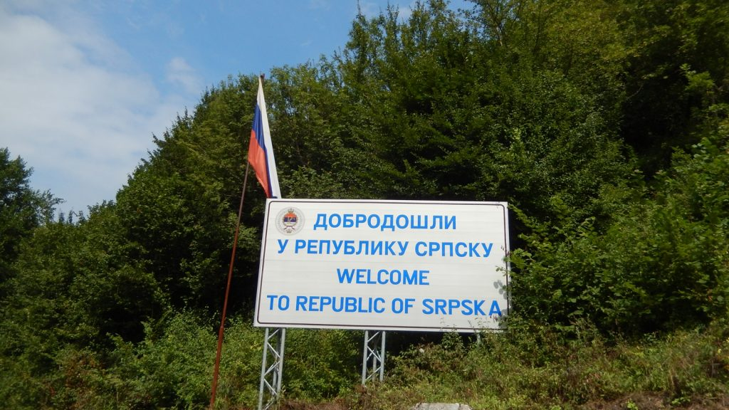 Welcome to Republic of Srpska