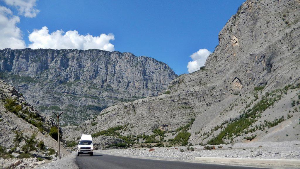 Bulli Roadtrip Tamare Albanien