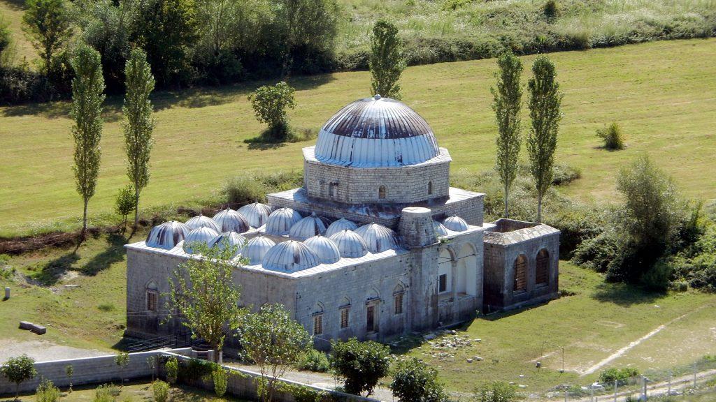 Bleimoschee Shkoder Shkodra Albanien