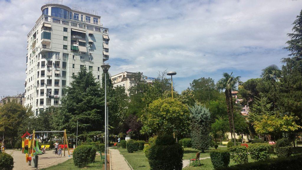 Park, Tirana