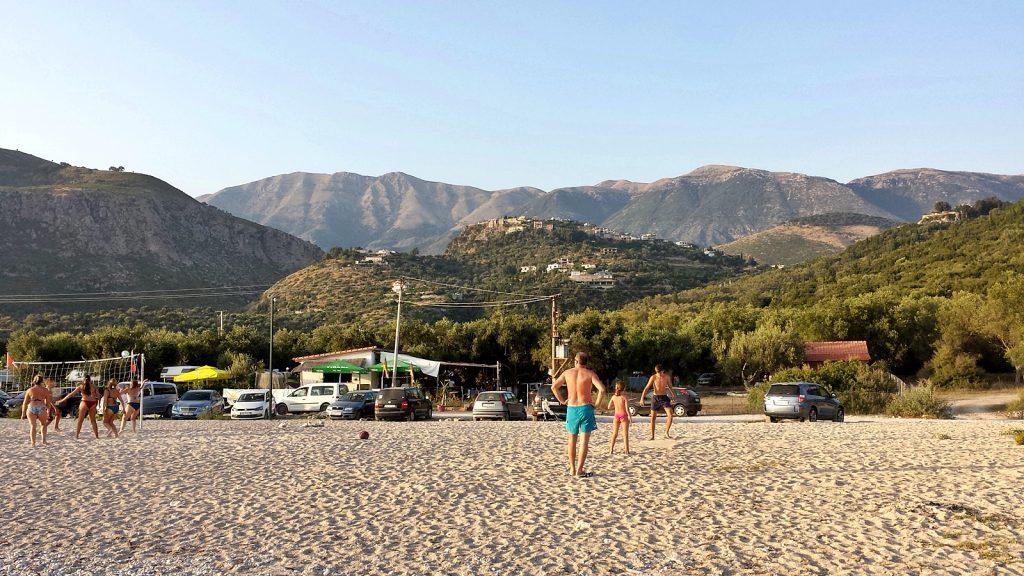 Livadh Beach, Albania