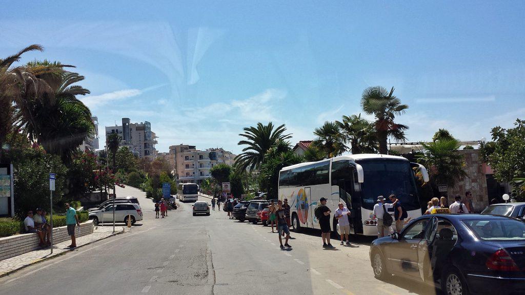 Kreuzfahrer Saranda Albanien