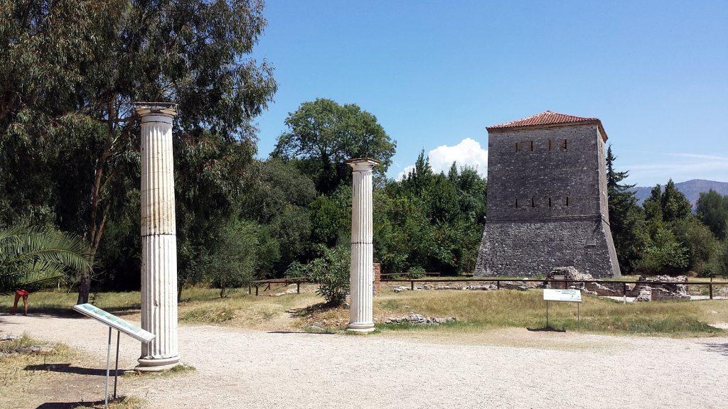 Antikes Butrint