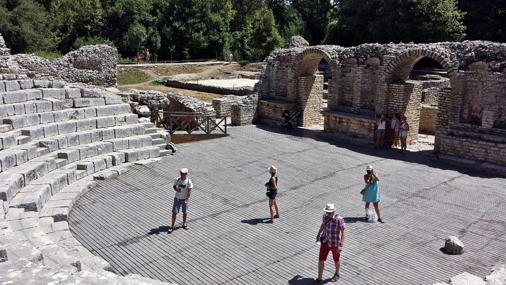Amphitheater Butrint