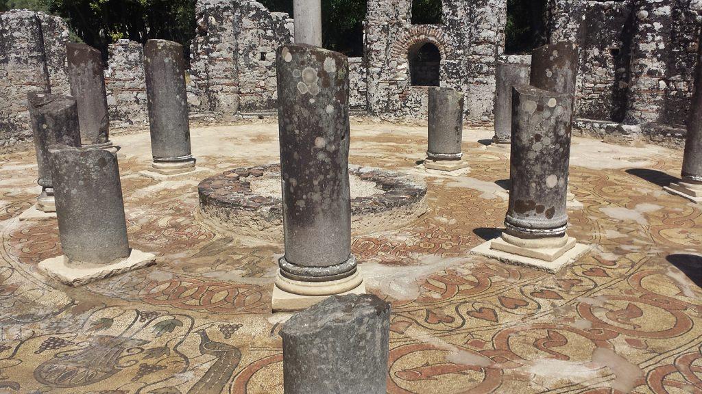 UNESCO Weltkulturerbe Butrint