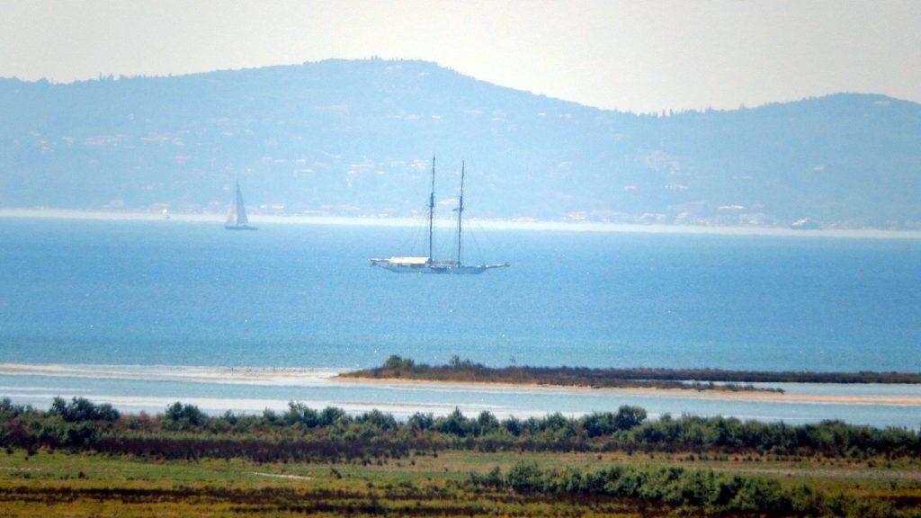 Ionisches Meer, Korfu, Albanien, Butrint