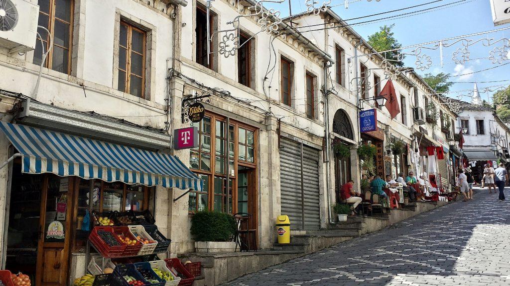 Historische Altstadt von Gjirokastër