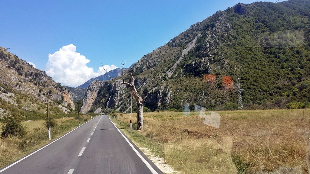 Roadtrip durch Albanien, Vjosa-Tal