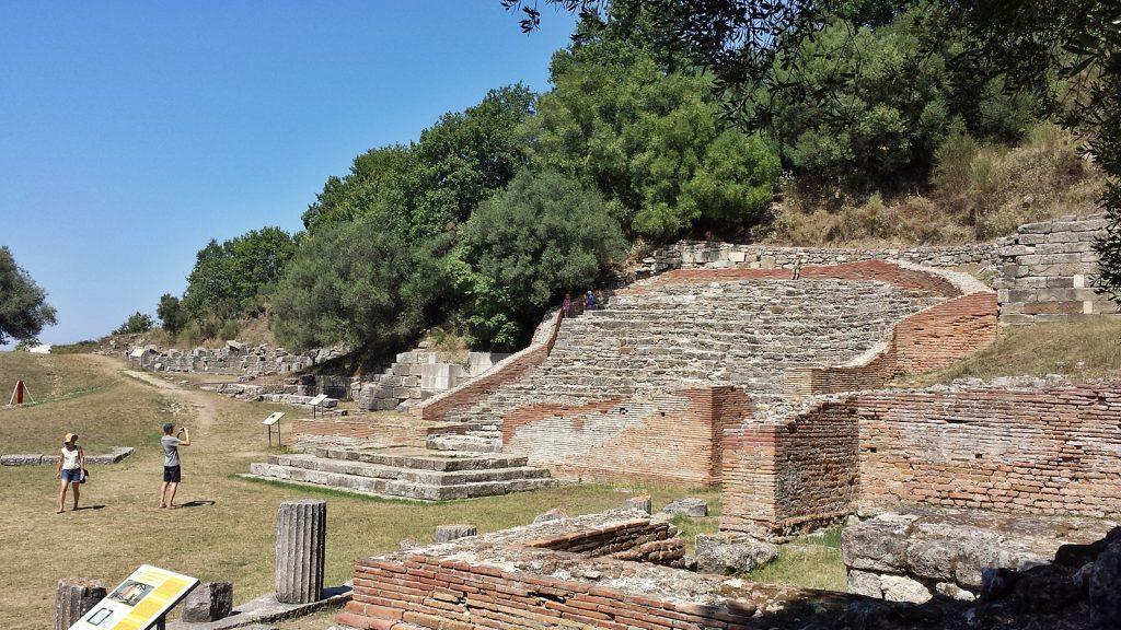 Odeon von Apollonia