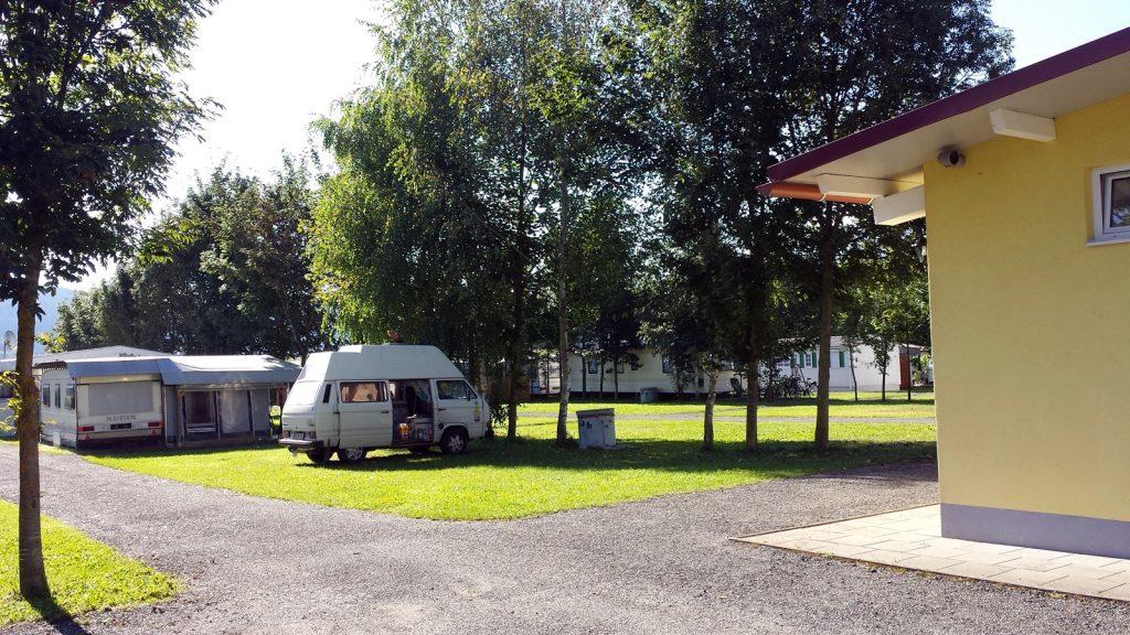 Campingplatz Völkermarkter See