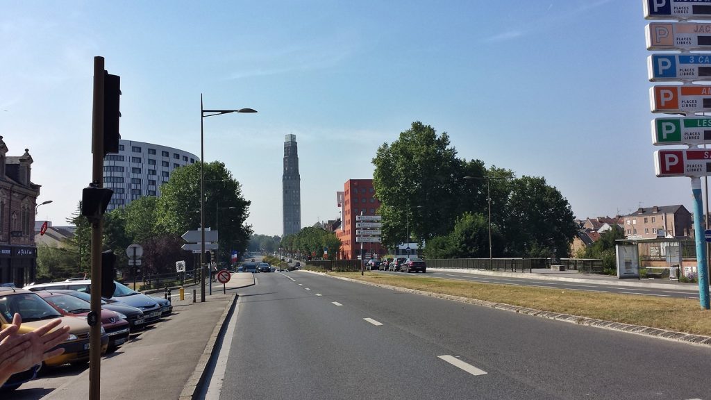 Amiens, Frankreich