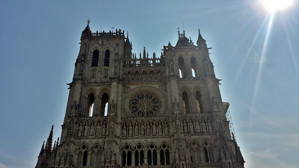 Kathedrale, Amiens