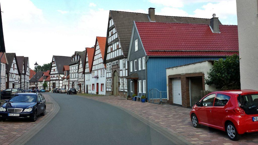 Menningerhausen bei Bad Arolsen