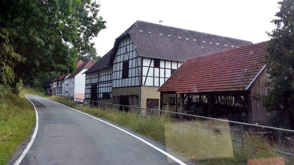 Dorfidyll im südlichen Niedersachsen