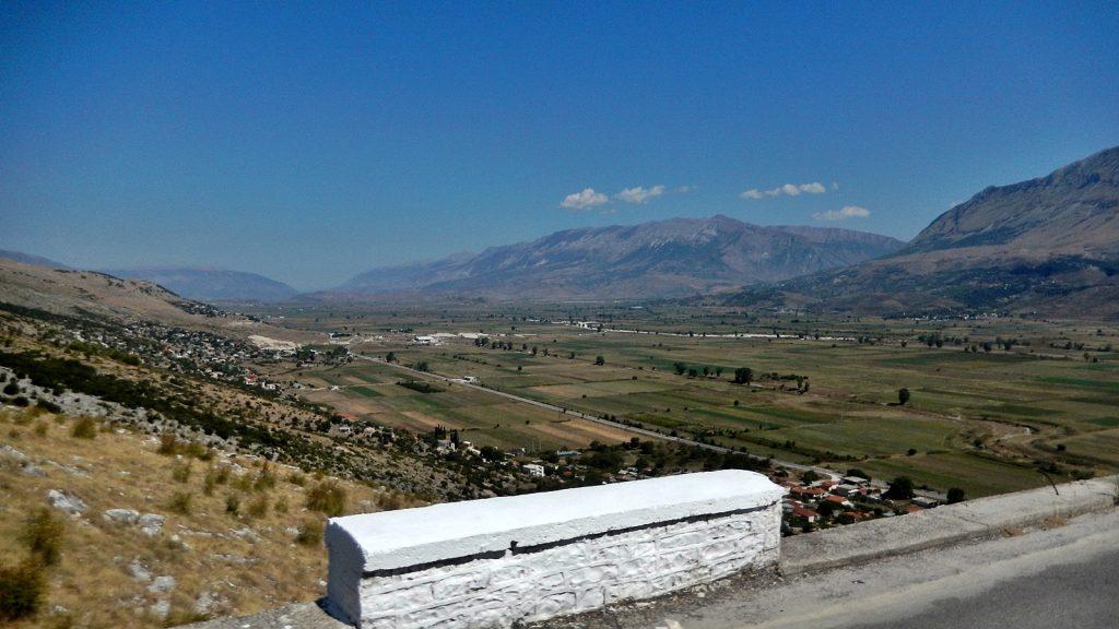 Dropull-Ebene, Albanien