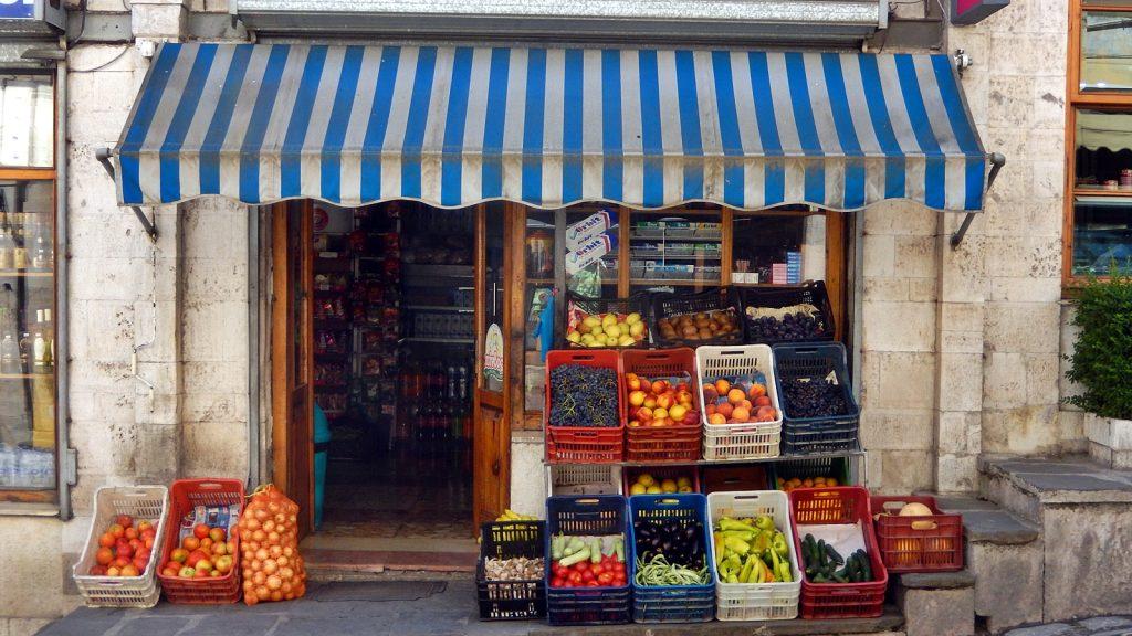 Obst Gemüse Gjirokastra