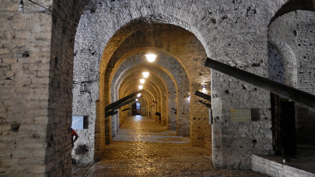 Burg Gjirokastra, Albanien