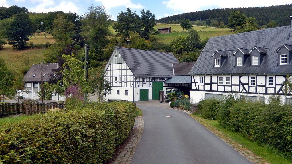 Fachwerkdorf Milchenbach