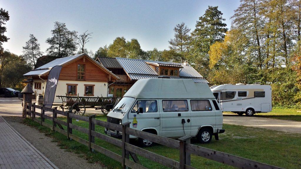 Wohnmobilstellplatz in Neukirchen am Knüll, Hessen