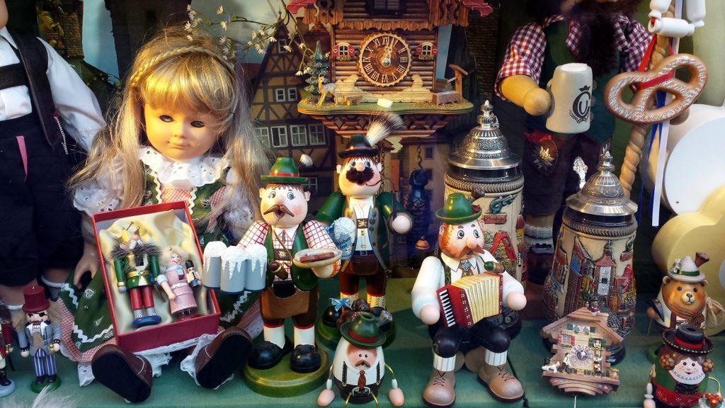 Original bayerischer Touristennepp