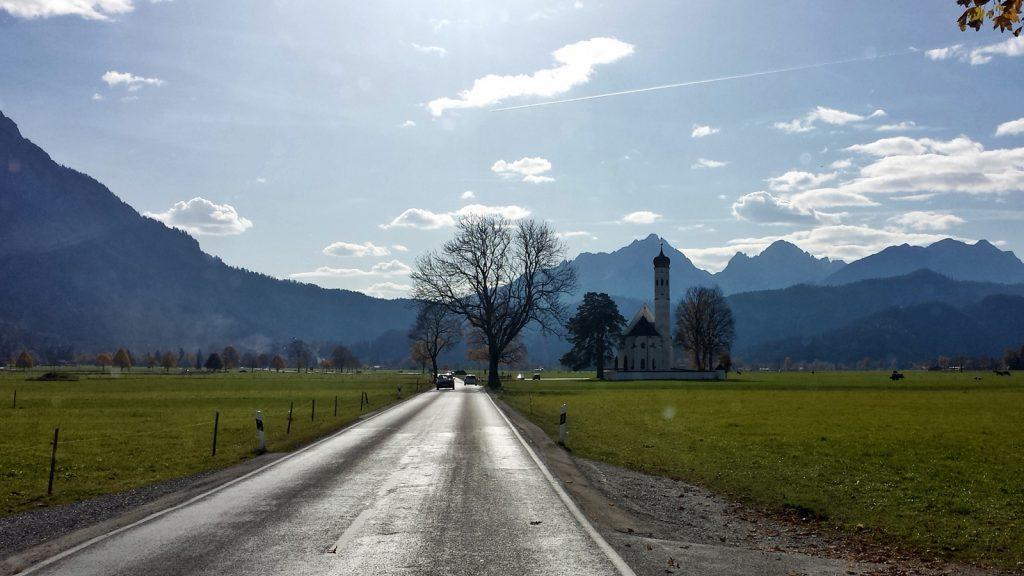 Wallfahrtskirche St. Colman Neuschwanstein