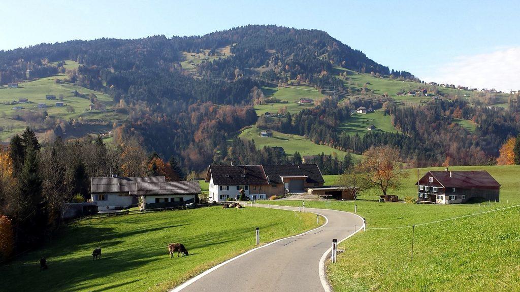 Langenegg an der Bregenzer Ach