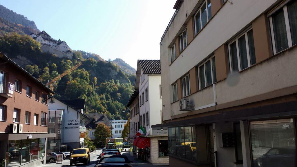 Schloss Vaduz, Füstentum Liechtenstein