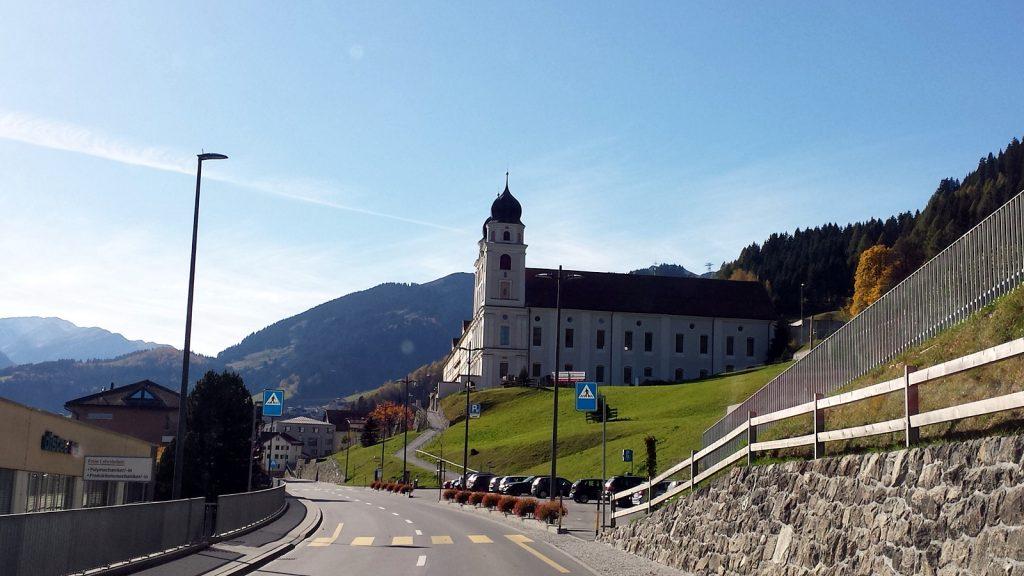 Klosterkirche Disentis/Mustér