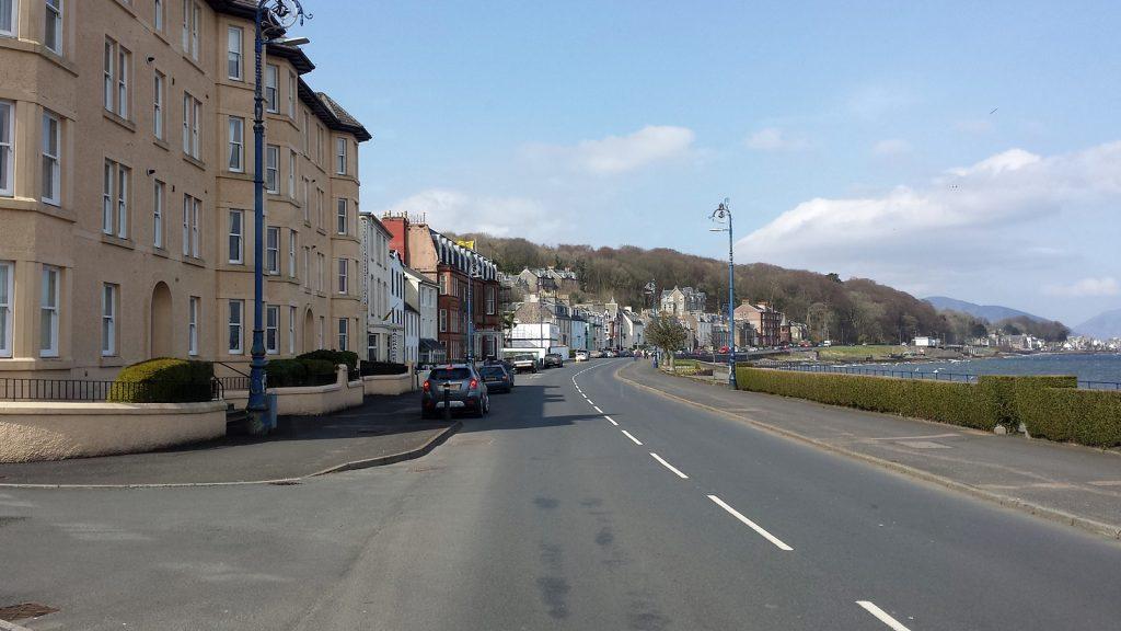 Promenade von Rothesay